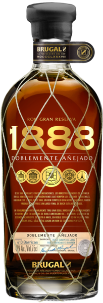 Brugal 1888 Bottle