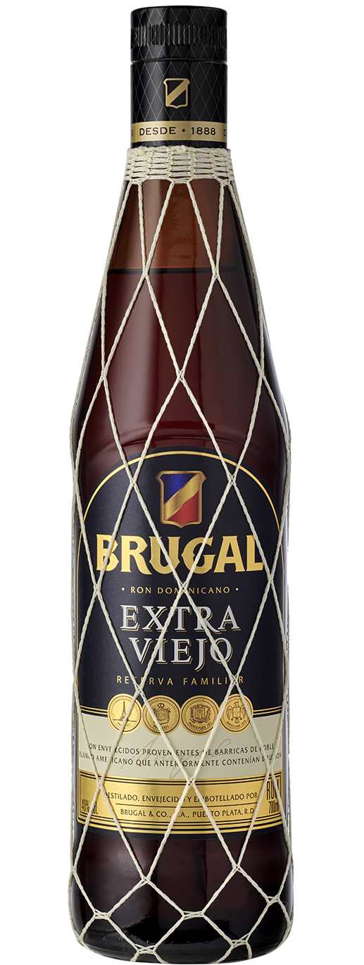 Brugal Extra Viejo Bottle