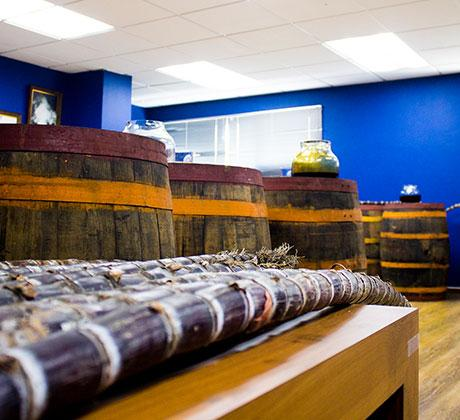 Hand-picked Casks